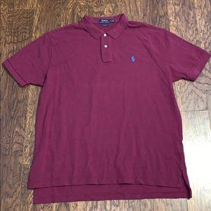 Men's Polo Ralph Lauren Classic Golf Shirt Sz XL